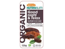 Nutrisslim Good Night & Relax Superfood Mix Delimano