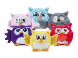Игрушка Hoo-Hoo Emotion Mini Owl Dormeo