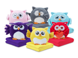 Комплект Hoo-Hoo Emotion Owl 3в1 Dormeo