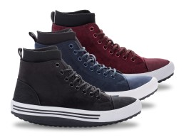 Comfort Кеды Leisure Shoes High 2.0