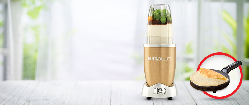 Nutribullet Gold+Подарок